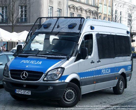 Policja Tomaszów Maz.: Wypadek na Fryszerce